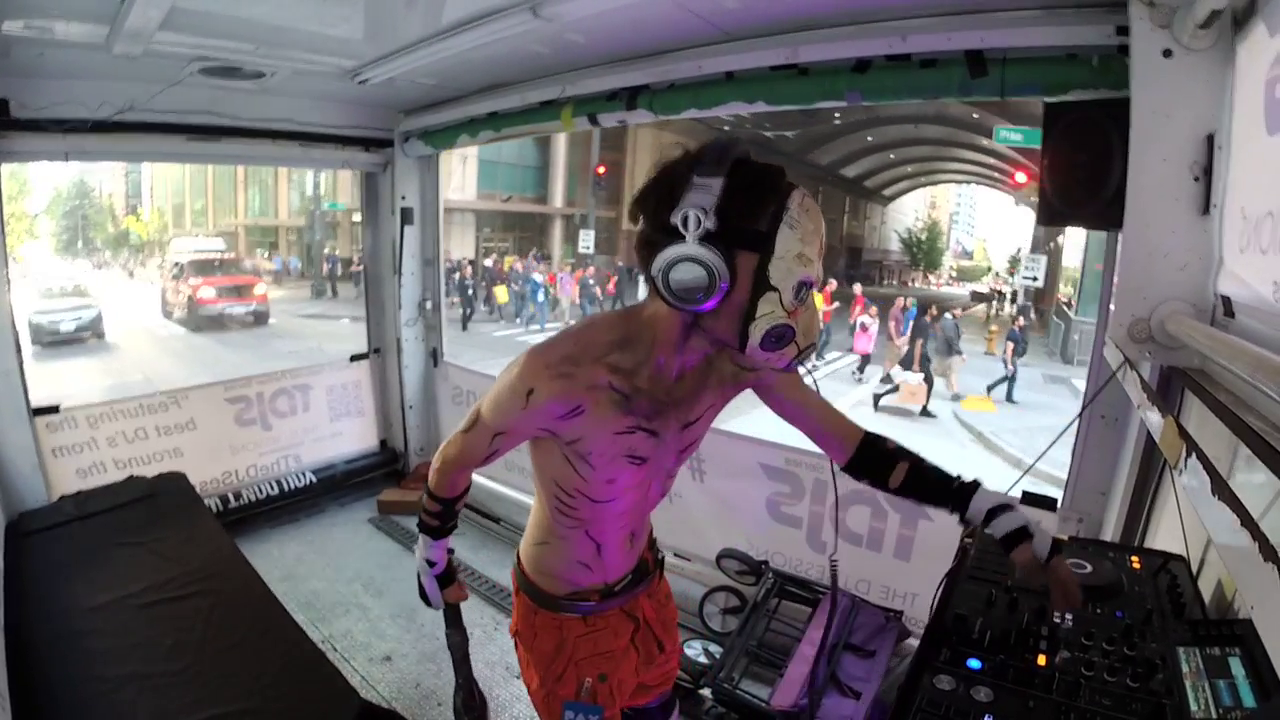 """DJ Shaggy Pt. 2 on The DJ Sessions """"Mobile Sessions"""" at PAX West 2019 8/30/19"""