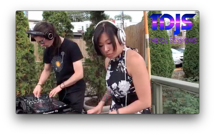 """Sakebomb and Machine Logic on The DJ Sessions presents the """"Rooftop Sessions"""" at Eastlake Bar and Grill 8/17/19"""