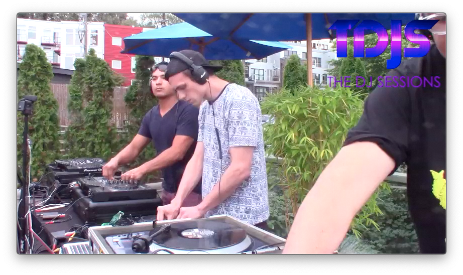 """Potz n 'Panz and Nightwatchon The DJ Sessions presents the """"Rooftop Sessions"""" at Eastlake Bar and Grill 9/21/19"""
