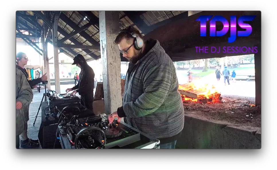 """Machine Logic on The DJ Sessions presents the """"Silent Disco"""" Sessions in Seattle 2/9/20"""