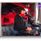 Serjey Andre Kul on The DJ Sessions Silent Disco