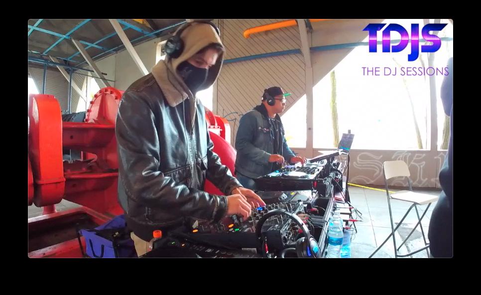 DA33L€ on The DJ Sessions presents Silent Disco Sundays 10/11/20