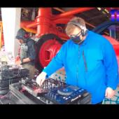 Machine Logic on The DJ Sessions Silent Disco