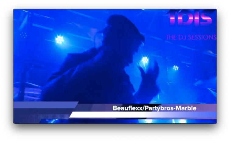 "Beauflexx on The DJ Sessions presents ""Freakstream"" 10/30/20"