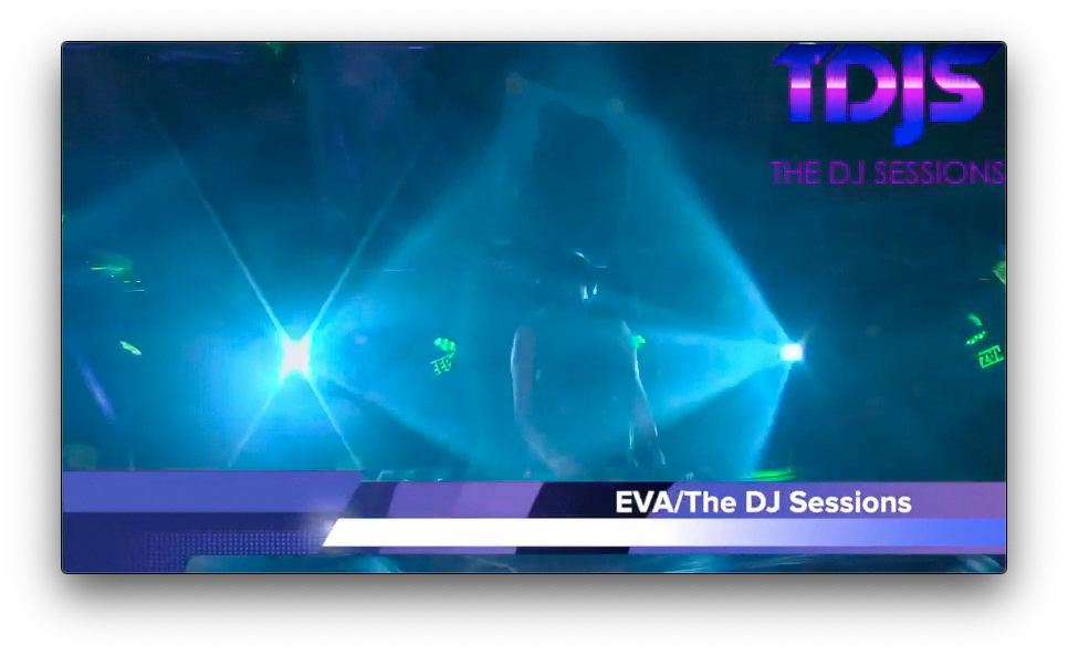 "EVA on The DJ Sessions presents ""Freakstream"" 10/30/20"