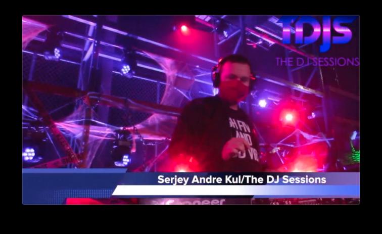 "Serjey Andre Kul on The DJ Sessions presents ""Freakstream"" 10/30/20"