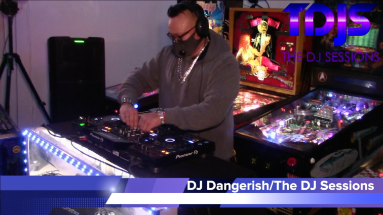 DJ Dangerish - Resident DJ on The DJ Sessions