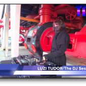 "LUZI TUDOR on The DJ Sessions presents ""Silent Disco Saturdays"" 11/29/20"