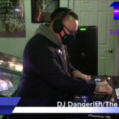 DJ Dangerish on Attack the Block presented by The DJ Sessions and Waterland Arcade 1/26/21