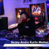 Serjey Andre Kul on The DJ Sessions presents Attack the Block at the Waterland Arcade 1/05/21