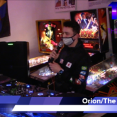 """Orion on The DJ Sessions presents """"Attack the Block"""" at the Waterland Arcade 12/29/20"""