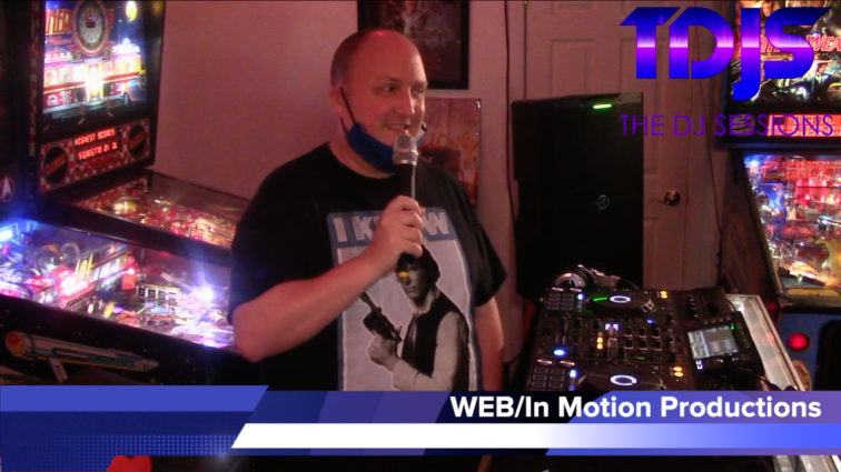WEB on The DJ Sessions presents Attack the Block at the Waterland Arcade 1/12/21