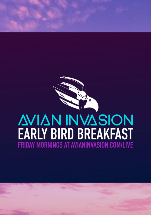 Avian Invasion - Early Bird Breakfast on The DJ Sessions