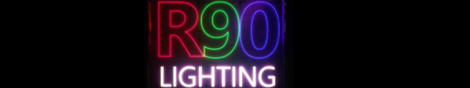 R90 Lighting - Business Sponsor of The DJ Sessions