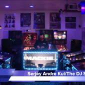 Serjey Andre Kul on Attack the Block presented by The DJ Sessions and Waterland Arcade 2/02/21
