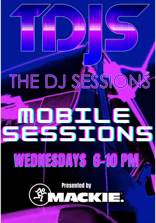 "The DJ Sessions presents the ""Mobile Sessions"" in Seattle, WA"