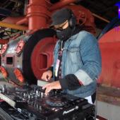 "DJ Dangerish on The DJ Sessions presents the ""Silent Concert"" Sunday at Gasworks Park 4/25/21"