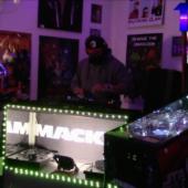 "DJ Dangerish on The DJ Sessions presents ""Attack the Block"" at the Waterland Arcade 4/27/21"