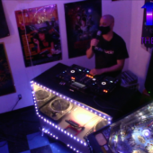 """Darran Bruce on The DJ Sessions presents """"Attack the Block"""" at the Waterland Arcade 4/27/21"""