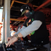 """Gnomer on The DJ Sessions presents the """"Silent Concert"""" Sunday at Gasworks Park 4/11/21"""
