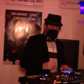 """Justin Murta on The DJ Sessions presents """"Attack the Block"""" at the Waterland Arcade 4/27/21"""