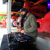 "DJ Dangerish Pt. 1 on ""Silent Concert"" Sunday's presented by The DJ Sessions at Gasworks Park 5/23/21"