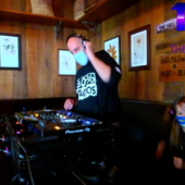"""Tripdubb on the """"7B's Brunch"""" Sessions presented by The DJ Sessions at the Queen Anne Beer Hall 5/8/21"""