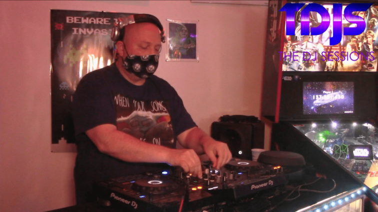 """WEB on """"Attack the Block"""" presented by The DJ Sessions, In Motion, and Waterland Arcade 5/4/21"""
