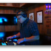 """DJ Dangerish on the """"7B's Brunch"""" Sessions presented by The DJ Sessions at the Queen Anne Beer Hall 7/24/21"""