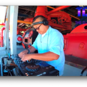"DJ Dangerish Pt. 1 on The DJ Sessions presents ""Silent Concert Sunday's"" at Gasworks Park 7/18/21"