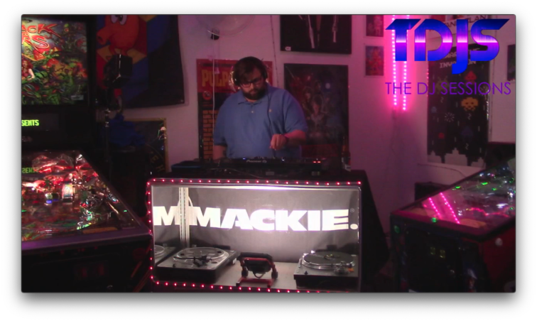 """machine_logic on The DJ Sessions and the Waterland Arcade presents """"Attack the Block"""" 7/27/21"""