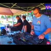DJ Dangerish on The DJ Sessions presents Silent Disco Saturday's 6/26/21