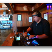 """DJ Dangerish on the """"7B's Brunch"""" Sessions presented by The DJ Sessions at the Queen Anne Beer Hall 7/3/21"""