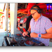 "DJ Dangerish on The DJ Sessions presents ""Silent Concert Sunday's"" at Gasworks Park 7/04/21"