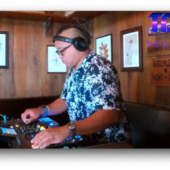 """DJ Dangerish Pt. 2 on the """"7B's Brunch"""" Sessions presented by The DJ Sessions at the Queen Anne Beer Hall 7/10/21"""