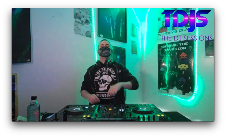 """Matt Friendly on The DJ Sessions, In Motion Productions, and the Waterland Arcade presents """"Attack the Block"""" 8/3/21"""